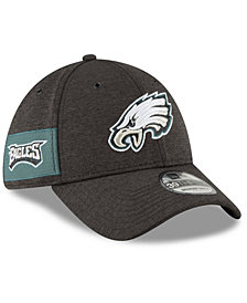New Era Boys' Philadelphia Eagles Sideline Home 39THIRTY Cap