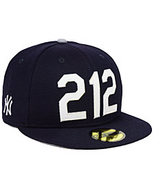 New Era New York Yankees Area Code 59FIFTY FITTED Cap