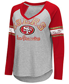 G-III Sports Women's San Francisco 49ers Sideline Long Sleeve T-Shirt