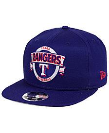 891fd2c8 Blue Texas Rangers Hats & Caps - Macy's