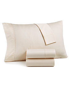 AQ Textiles Grayson 4-Pc King Sheet Set, 950 Thread Count Cotton Blend