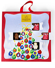 Godiva 24-Piece Advent Calendar