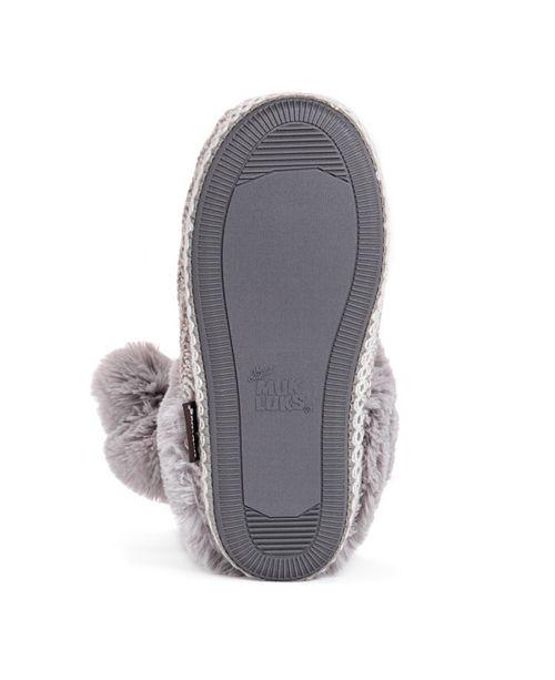 267a5e4f4c75 Muk Luks Women s Coralee Boot Slippers   Reviews - Handbags ...