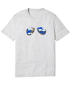Michael Kors Men's Graphic Pajama Shirt