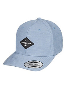 Quiksilver Men's Union Heather Snapback Hat