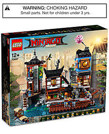 LEGO® NINJAGO® City Docks 70657