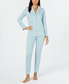 Alfani Super-Soft Pajama Set, Created for Macy's