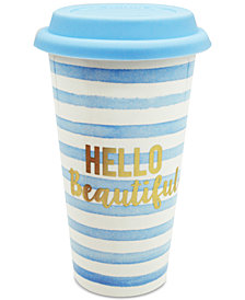 CLOSEOUT! TMD Holdings Hello Beautiful Travel Mug