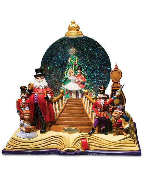Nutcracker Suite Snow Globe