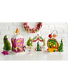 Grinch Christmas Village Collection