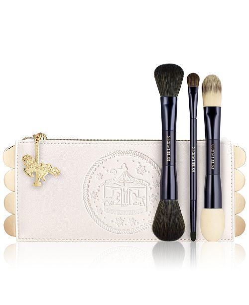Estee Lauder 4-Pc. Limited Edition Makeup Brush Set