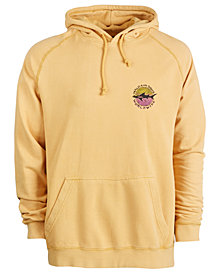 Maui and Sons Men's Sharky's World Graphic Hoodie