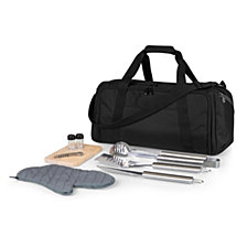 Picnic Time BBQ Kit Grill Set & Cooler