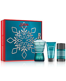 Jean Paul Gaultier Men's 3-Pc. Le Male Gift Set, A $148 Value