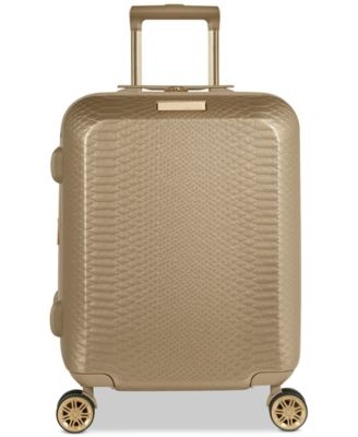 """Harrlee 19"""" Expandable Hardside Carry-On Spinner Suitcase"""