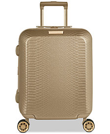 "Vince Camuto Harrlee 19"" Expandable Hardside Carry-On Spinner Suitcase"