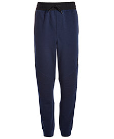 Ideology Big Boys Colorblocked Jogger Pants, Created for Macy's