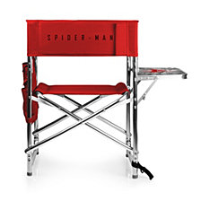 Picnic Time Marvel's Spider-Man Sports Chair