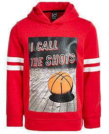 Ideology Toddler Boys Basketball-Print Hoodie, Created for Macys