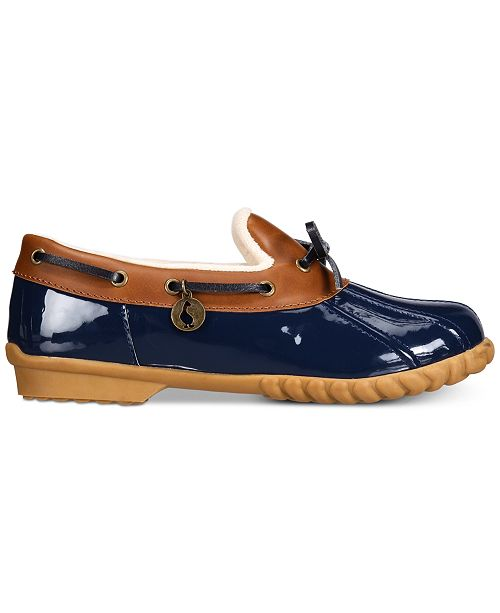 ab2432bf658 The Original Duck Boot Women s Patty Loafers   Reviews - Flats ...