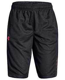 Under Armour Big Girls SC30 Shorts