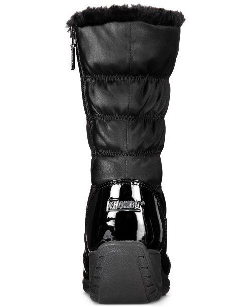 ea761993a504e Khombu Women's Bella Cold-Weather Waterproof Boots & Reviews ...