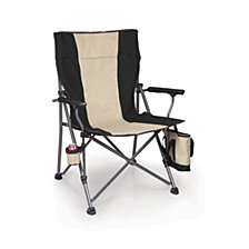 Picnic Time Big Bear XL Folding Camp Chair with Cooler