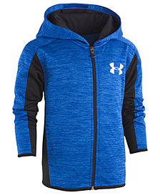 Under Armour Little Boys Dash Zip-Up Hoodie