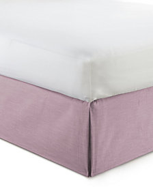 "Cambric Bedskirt with 15"" Drop, Twin/Twin-XL"