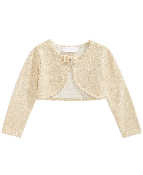 3dc3baf8ce5b Bonnie Baby Baby Girls Fly-Away Cardigan   Reviews - Sweaters ...