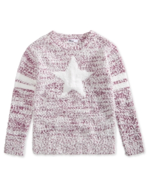 Epic Threads Big Girls Star Sweater Created for Macys