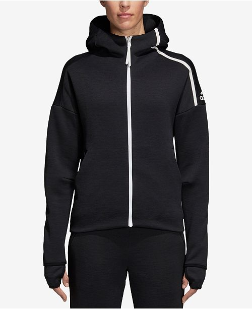 adidas Z.N.E. Fast Release Zip Hoodie & Reviews Jackets