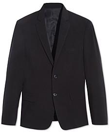 Big Boys Husky Stretch Suit Jacket