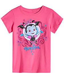 Disney Little Girls Vampirina Graphic T-Shirt