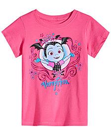 Disney Little Girls Vampirina Graphic T-Shirt