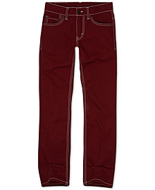 Levi's® Little Boys Stretch Canvas Pants