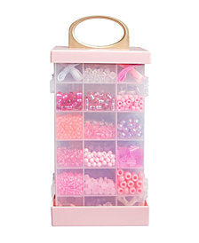 FAO Schwarz Toy Jewelry Kit with Carrying Case