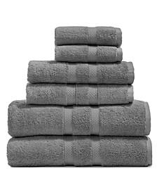 Elite Hygro Cotton 6-Pc. Towel Set, Created for Macy's