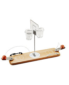 Studio Mercantile Wooden Basketball Game