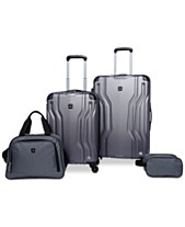 9b28af59cdbe Tag Legacy 4-Pc. Luggage Set
