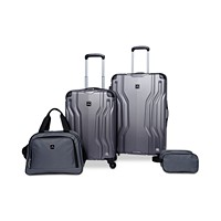 Tag Legacy 4-Piece Luggage Set (various colors)