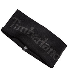 Timberland Logo Jacquard Headband, Created for Macy's
