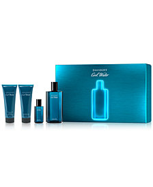 Davidoff Men's 4-Pc. Cool Water Gift Set, A $150 Value