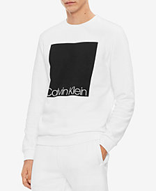 Calvin Klein Men's Logo Graphic Sweatshirt