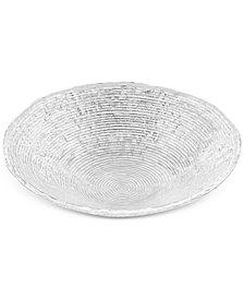 Noritake Hammock Round Glass Bowl, Created for Macy's