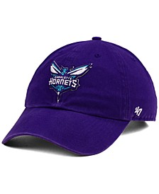 Charlotte Hornets CLEAN UP Strapback Cap