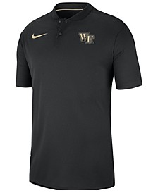 Men's Wake Forest Demon Deacons Elite Coaches Polo 2018