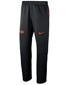 Nike Men's Oklahoma State Cowboys Therma-Fit Pants