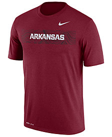 Nike Men's Arkansas Razorbacks Legend Staff Sideline T-Shirt