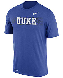 Nike Men's Duke Blue Devils Legend Staff Sideline T-Shirt